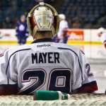 Marlies vs Bulldogs: Mayer Backstops Dogs to Home Opener Win