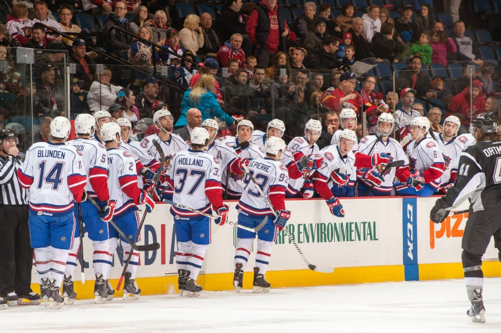 (Photo by Hamilton Bulldogs)