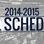 Hamilton Bulldogs 2014-15 Schedule Released