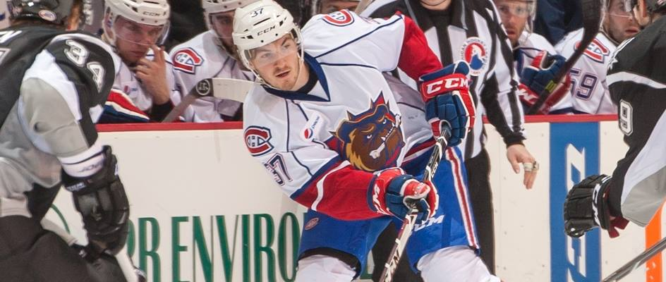 Patrick Holland (Photo by HamiltonBulldogs.com)