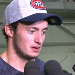 Canadiens Assign Forward Tim Bozon to Kootenay Ice of WHL