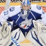 Bulldogs Assign Goaltender Palazzese to Wheeling Nailers