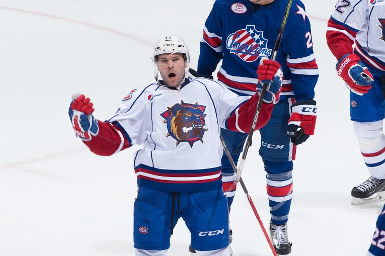 (Brandon Taylor / Hamilton Bulldogs Hockey Club)