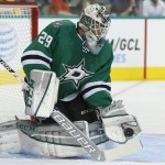 Lindback Shines as Bulldogs Fall to Stars in OT
