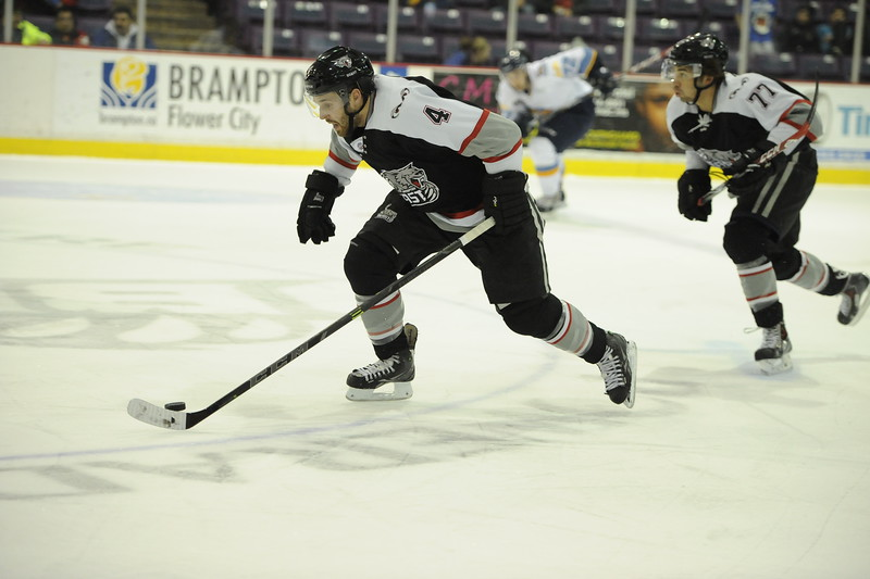 Dalton Thrower (Photo by Brampton Beast)