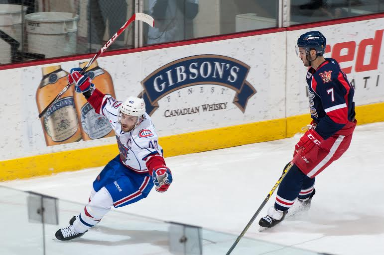 (Photo by Brandon Taylor / Hamilton Bulldogs Hockey Club)