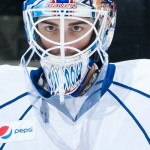 Bulldogs Recall Goaltender Frank Palazzese from Wheeling Nailers