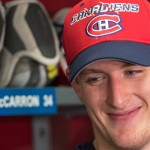 IceCaps Hockey Report Interviews Canadiens Prospect Mike McCarron