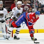 IceCaps Forward Mike McCarron's End-to-End Rush