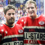 IceCaps McCarron, Ellis Stand Out in AHL All-Star Game [VIDEO]