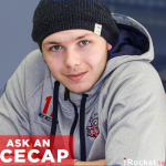 #AskAnIceCap | Nikita Scherbak Answers Your Questions [with AUDIO]