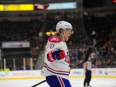 RECAP | Comets – IceCaps: A Team Locked In