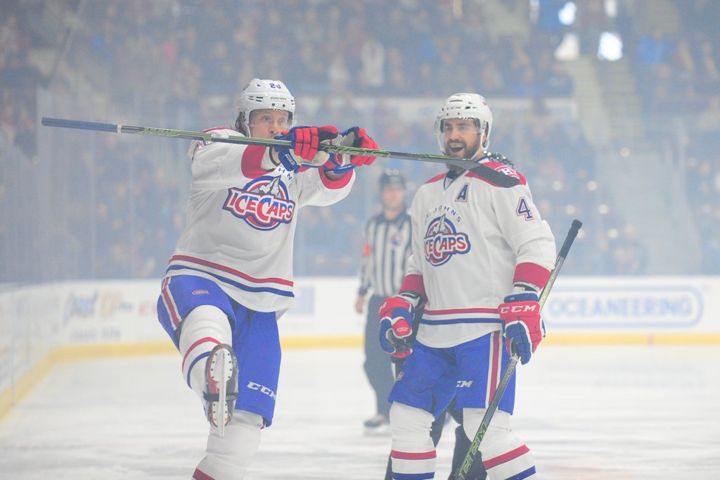(Photo courtesy of the St. John's IceCaps)